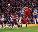 Premier League 2019/2020: Prakiraan Susunan Pemain Brighton Kontra Liverpool