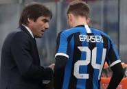 Kerja Sama Eriksen dan Brozovic Dinilai Belum Nyetel di Inter Milan