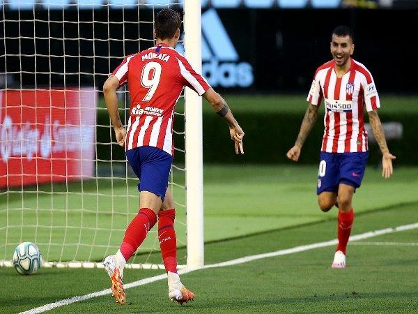 Imbang vs Celta Vigo, Alvaro Morata Makin Kukuhkan Diri Jadi Top Skor Atletico Madrid