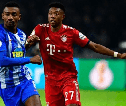 Kontraknya Berakhir, Eks Chelsea Ucapkan Salam Perpisahan pada Hertha Berlin