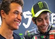 Valentino Rossi Turut Bahagia Lihat Norris Raih Podium Perdana di Formula 1