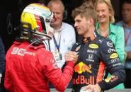 Verstappen Tidak Keberatan Untuk Bertandem Dengan Vettel