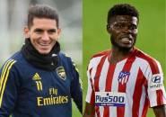 Arsenal Diminta Pasangkan Lucas Torreira dan Thomas Partey