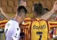 Bek Lazio Diskors Empat Laga Usai Gigit Pemain Lecce