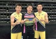 Goh V Shem/Tan Wee Kiong Akan Dilatih Oleh Flandy Limpele