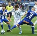 La Liga 2019/2020: Prakiraan Susunan Pemain Real Madrid Kontra Alaves