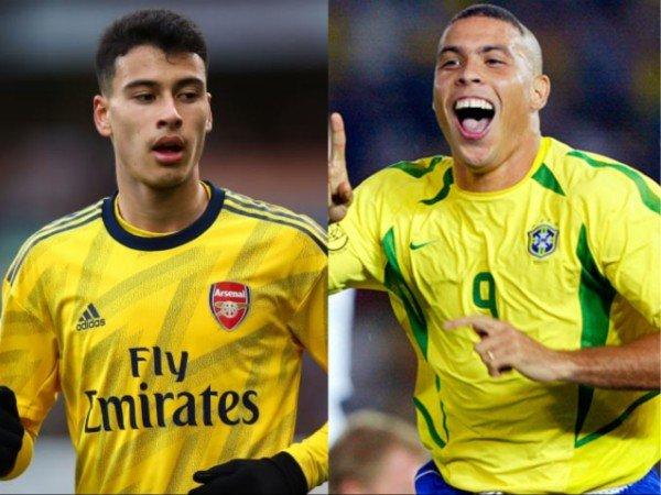 Striker Muda Arsenal Ini Tersanjung Disebut Mirip Ronaldo