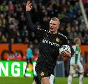 Dortmund Tolak Komentari Pertikaian Haaland di Kelab Malam Norwegia