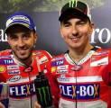 Dovizioso Tak Kooperatif, Ducati Tak Segan Datangkan Lorenzo