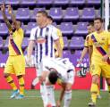 Gol Semata Wayang Arturo Vidal Menangkan Barcelona Atas Real Valladolid