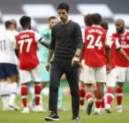 Kalah dari Spurs, Arteta Frustasi Arsenal Makin Jauh dari Kompetisi Eropa