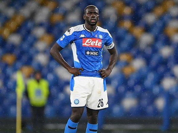 Kebobolan Penalti Kontra Milan, Koulibaly Keluhkan VAR