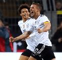 Lukas Podolski: Leroy Sane Belum Capai Potensi Terbaiknya