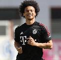 Leroy Sane Jalani Sesi Latihan Perdana Bersama Bayern Munich