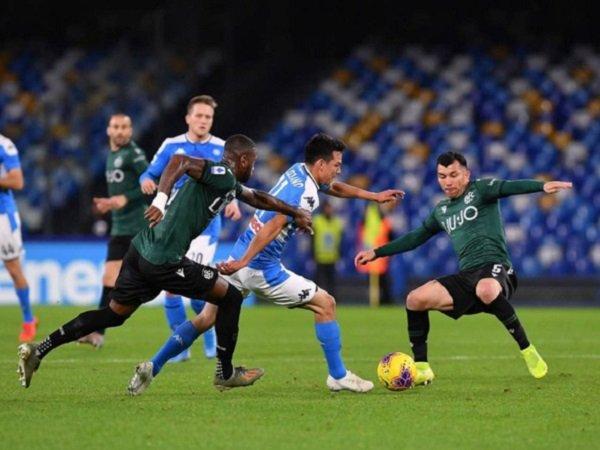 Serie A 2019/2020: Prakiraan Susunan Pemain Bologna Kontra Napoli