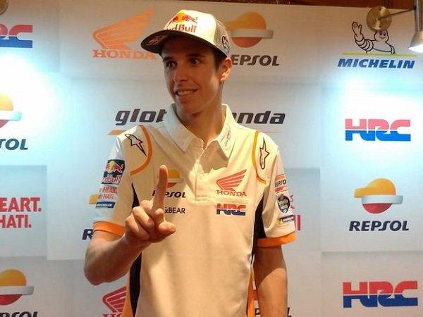 LCR Honda Tekad Bantu Alex Marquez Jadi Bintang MotoGP