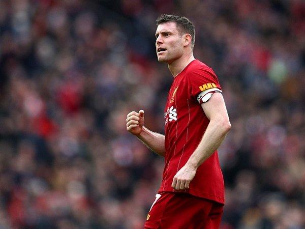 Liverpool Dipastikan Tanpa James Milner Di Laga Kontra Arsenal