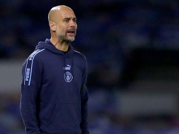 Meski Lolos dari Sanksi UEFA, Guardiola Yakin Man City Masih Jadi Sasaran Haters