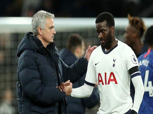 Ndombele Masih Masuk dalam Rencana Mourinho di Tottenham