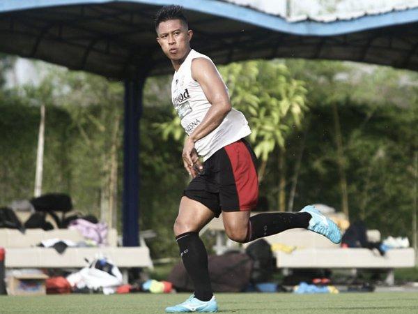 Lebih Satu Musim Menepi Karena Cedera, Begini Perjuangan Bek Bali United untuk Pulih