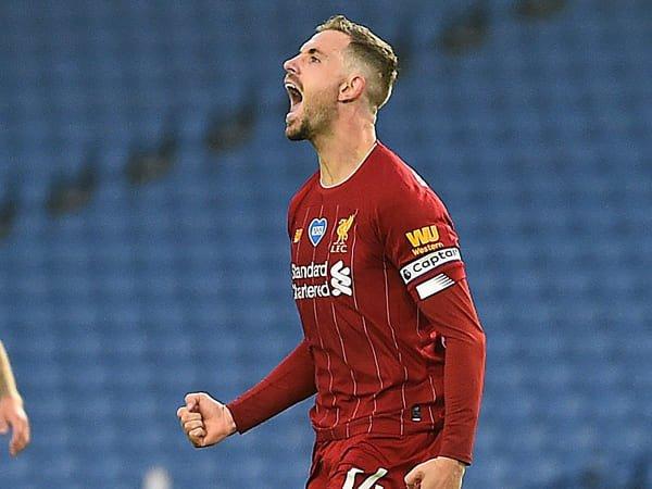 Jelang Angkat Trofi Liga Premier, Henderson: Ini Semua Karena Fans