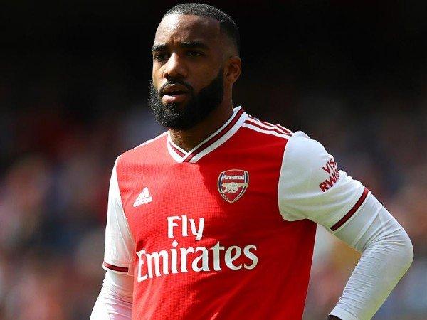 Lacazette Identifikasi Kegagalan Arsenal Tembus Empat Besar Premier League