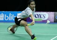 Mola TV PBSI Home Tournament: Gregoria Melenggang ke Semifinal