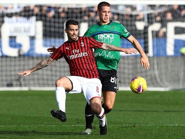 Serie A 2019/2020: Prakiraan Susunan Pemain AC Milan Kontra Atalanta