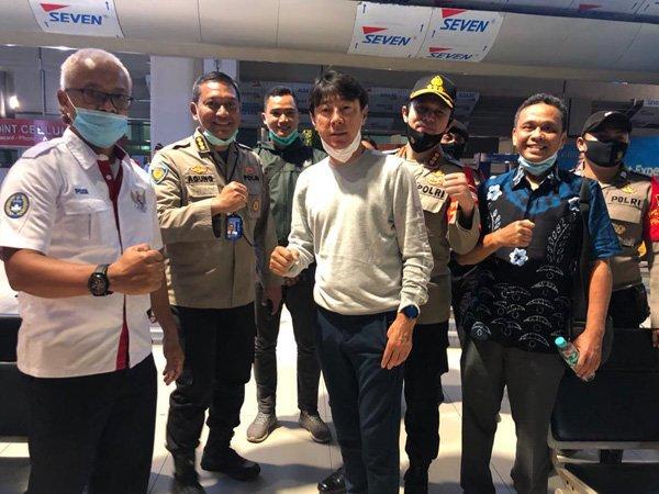 Tiba di Jakarta, Shin Tae-yong Akan Langsung Pimpin TC Timnas Indonesia Mulai Hari Pertama