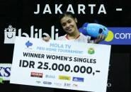 Mola TV PBSI Home Tournament: Gregoria Juara Setelah Balas Dendam Kepada Putri KW