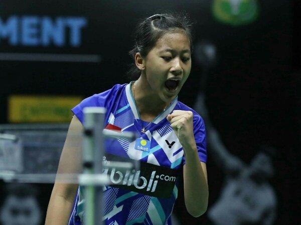 Mola TV PBSI Home Tournament: Putri KW Genggam Tiket Final