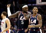 Lou Williams Tambah Daftar Pemain Clippers Yang Pulang Mendadak Dari Orlando