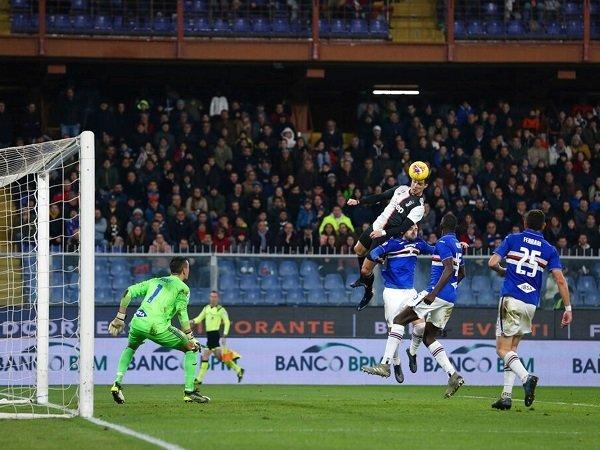 Serie A 2019/2020: Prakiraan Susunan Pemain Juventus Kontra Sampdoria