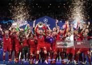Liga Usai, Skuad Liverpool Libur Dua Minggu