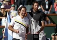 Selain Nadal Dan Djokovic, Petenis Ini Jadi Lawan Yang Tangguh Bagi Roger Federer