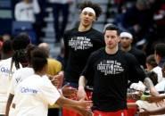 Kalahkan Bucks, Pelicans Sapu Bersih Laga Uji Coba