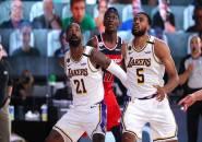 Tanpa Pemain Kunci, Lakers Tetap Hampu Kalahkan Wizards