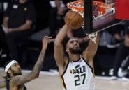 Ruddy Gobert Bawa Jazz Menang Tipis Atas Pelicans
