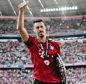 Pernah Berjaya Bersama Bayern, Sandro Wagner Kini Putuskan Pensiun