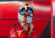 Vettel Kecewa Ferrari Lagi-Lagi Melempem di Kualifikasi GP Inggris