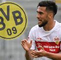 Bomber Mautnya Diminati Dortmund, Bos VfB Stuttgart Bereaksi