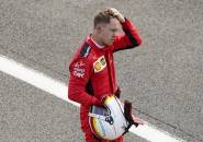 Gagal Moncer di GP Inggris, Vettel: Mobil Saya Memang Lamban