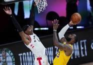 LeBron James Apresiasi Permainan Solid Toronto Raptors