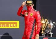 Leclerc Senang Dewi Fortuna Bawanya Finish Ketiga di Silverstone