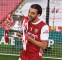 Masa Pinjaman di Arsenal Berakhir, Ceballos Belum Putuskan Masa Depannya