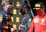Verstappen Akui Ketangguhan Mercedes di GP Inggris