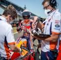 Marquez Usahakan Segala Cara Supaya Bisa Fit di GP Ceko