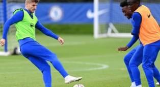 Pulisic Beberakan Bagaimana Werner Di Tempat Latihan Chelsea