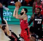 Raptors Lanjutkan Performa Gemilang dengan Kalahkan Heat
