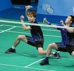 Segrup Dengan Indonesia di Piala Thomas, Ganda Putra Malaysia Bidik Juara Grup